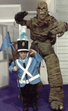 Steve_Redford_The_MiniMen_Toy_Soldier_London_Fashion_Show