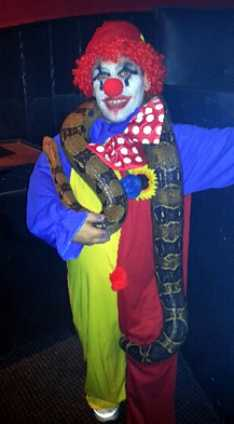 Steve_Redford_The_MiniMen_Clown_Snake