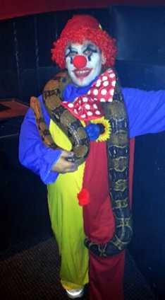 Steve_Redford_The_MiniMen_Clown_Snake